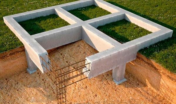 Объем заливаемого бетона средство от плесени для бетона купить