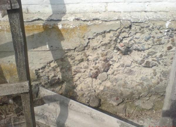 почему бетон сыпется