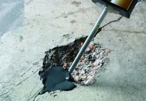 Ремонт бетонного пола от простых дефектов до замены стяжки