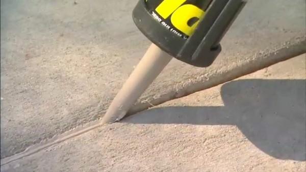 саморасширяющиеся бетон