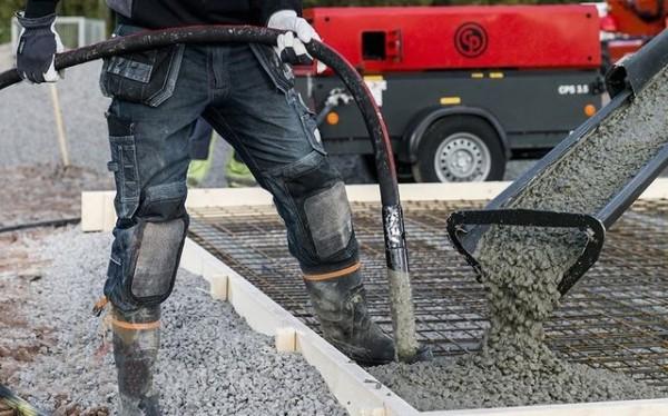Штыкование бетона сертификат соответствия смеси бетонные