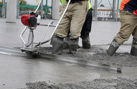 Уплотнение бетонной смеси промышленность бетона