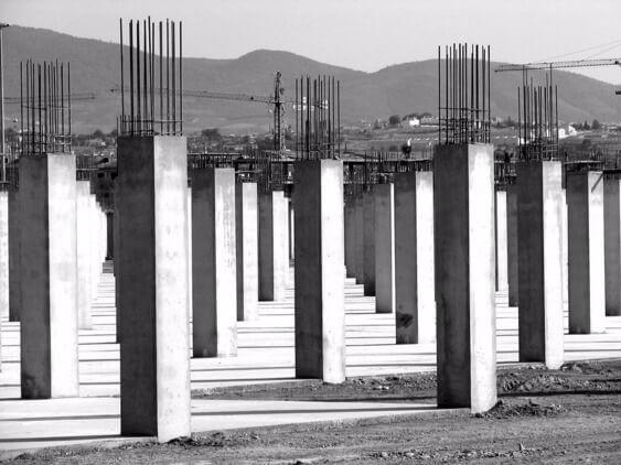 Колонный бетон бетон шуя купить